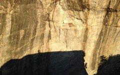 Rock Climbing Photo: Promontory - Northern CA