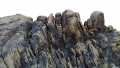 Rock Climbing Photo: Kyle at the top. Shares anchor with the route Midd...