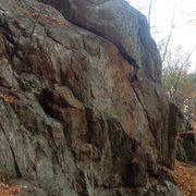 Rock Climbing Photo: Fresh