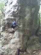 Rock Climbing Photo: nearby hard stuff - walking the paths to endless r...