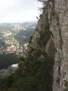 Rock Climbing Photo: the scenery - non c'e male!!