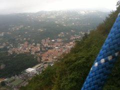 Rock Climbing Photo: bird's view