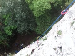 Rock Climbing Photo: good routes - easier than listed