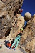 Rock Climbing Photo: Dismemberment