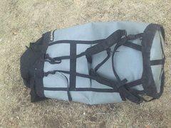 haul bag backpack straps