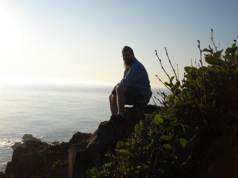 Rock Climbing Photo: Rudraji