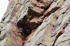 Rock Climbing Photo: Tagger.