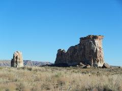 Rock Climbing Photo: A great hunk of rock!