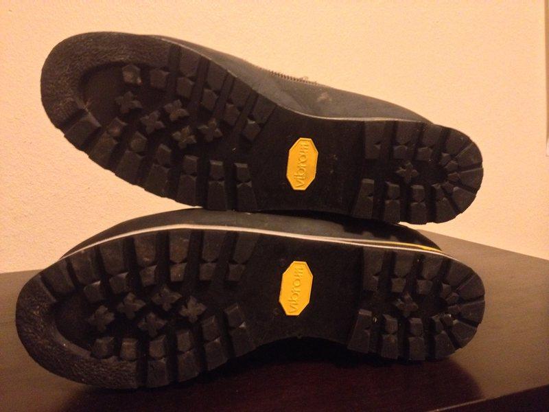 Rock Climbing Photo: fresh soles