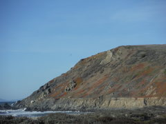 Rock Climbing Photo: The bluff north of Lindamar with some climbing on ...