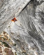 Rock Climbing Photo: Corrugation Corner