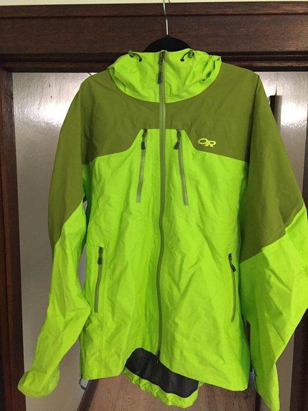 Furio Jacket XL