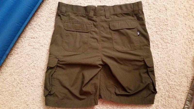 tnf shorts 2