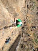 Rock Climbing Photo: Mix It Up