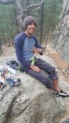 Rock Climbing Photo: The needles