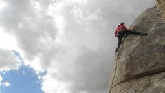 Rock Climbing Photo: Lila Queiroz on C.X.