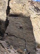 Rock Climbing Photo: Photon torpedo-great climbing!!