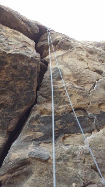 LA Basin - Stony Point - Nabisco Canyon - Chimney Route - Top Roped