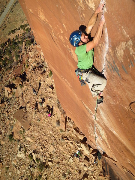 Rock Climbing Photo: gotta love the creek