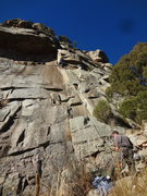 Rock Climbing Photo: NP.