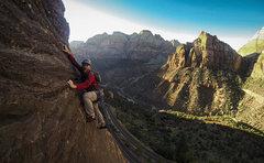 Rock Climbing Photo: Ashtar