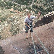 Rock Climbing Photo: Birdland - Red Rocks, NV