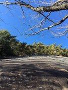 Rock Climbing Photo: Gamma Route Pitch 1.