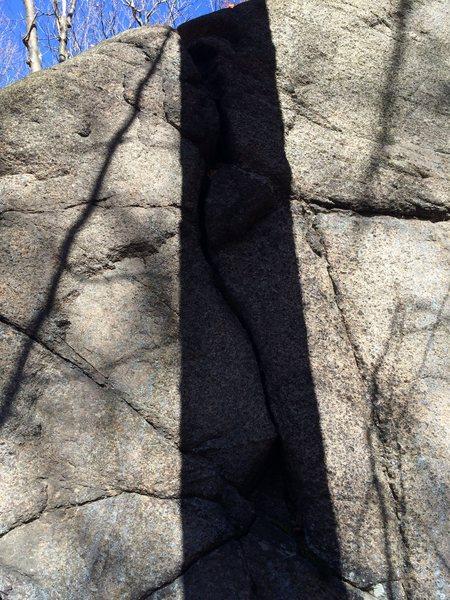 Cliff 1.