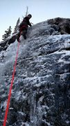 Rock Climbing Photo: #utahice #TeamEasy
