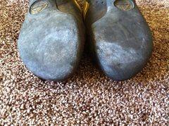 Rock Climbing Photo: Katana Lace toes