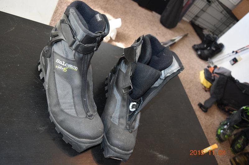 XC Ski Boots
