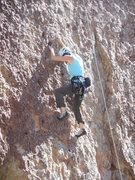 "Rock Climbing Photo: Sandy on ""Intellitoys."""