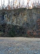 Rock Climbing Photo: The Bird