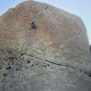 Rock Climbing Photo: Finding all 5 stars on Rubicon