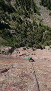 Rock Climbing Photo: sandia