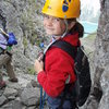 Megan age 9