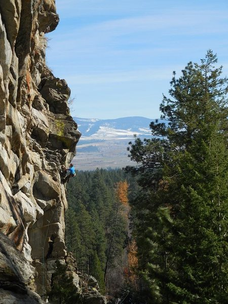 Hoodwinked: getting to the crux