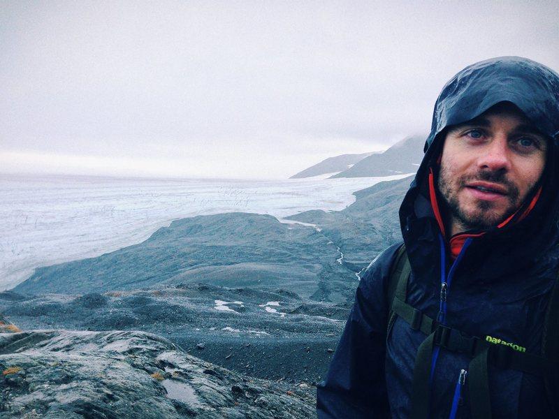 Rock Climbing Photo: From Alaska