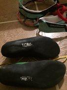 Shoe sole's.