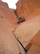 Rock Climbing Photo: Cruiser crack section!