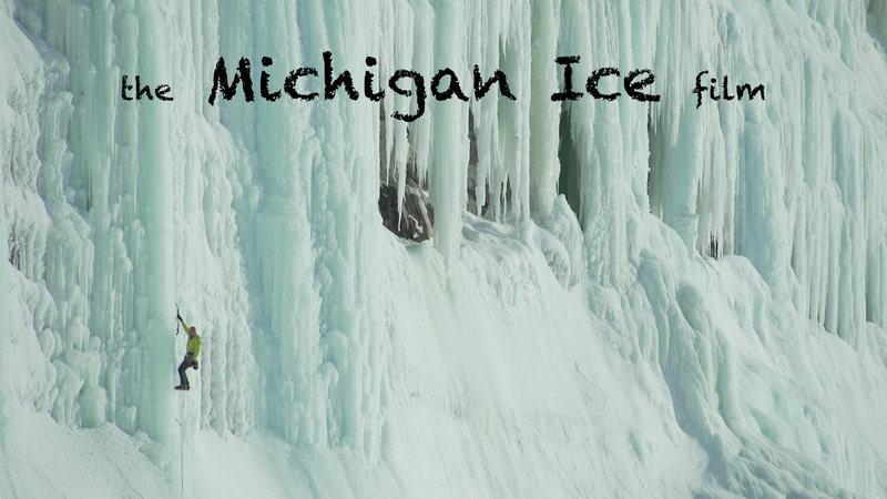The Michigan Ice Film<br> Mike Wilkenson photo
