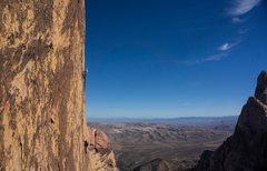 Rock Climbing Photo: Party on Levitation