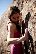 Rock Climbing Photo: nm