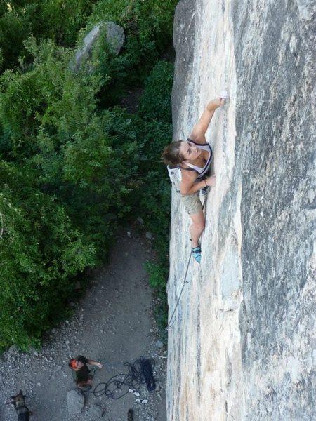 Rock Climbing Photo: new mexico