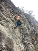 Rock Climbing Photo: Some fun on Theivin My Pocket