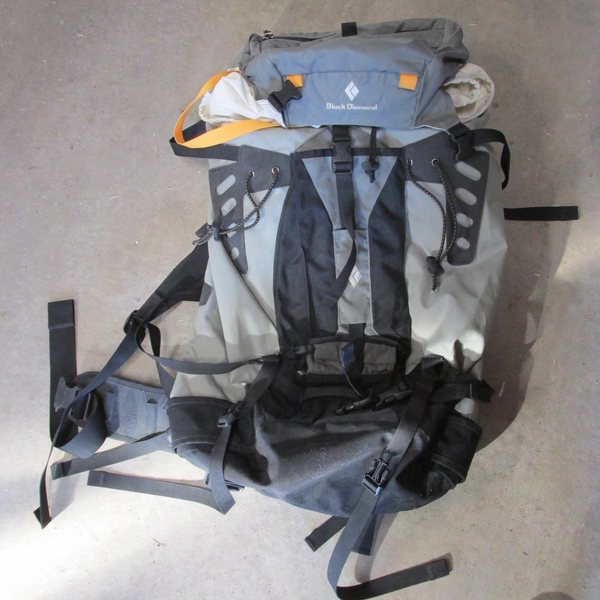 Black Diamond Predator Backpack L/XL 50L