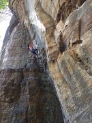Rock Climbing Photo: Hip to the Jive, Red River Gorge