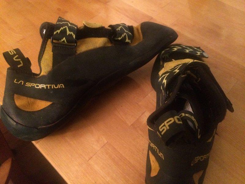 Miura VS shoe