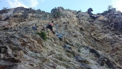 Rock Climbing Photo: Tonsai Tower