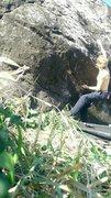 Rock Climbing Photo: Lousville Swamp, MN - 11/15
